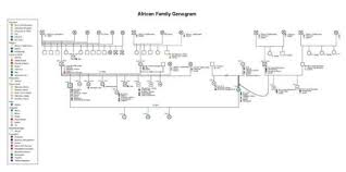 5 generation family tree outlinegenogram template ecomap learn
