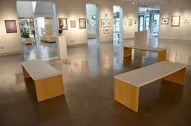 Interior Layout Art Gallery Kishwaukee College