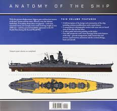 the battleship yamato anatomy of the ship amazon de janusz