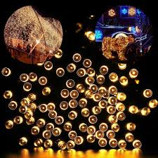 Firefly Led String Lights by Amazon Com Justup Solar String Lights With Fireflies 72ft 200