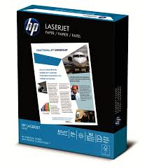 hp laserjet paper smooth 8 12 x 11 24 lb ream of 500 sheets by