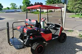 1994 e z go medalist gas golf cart for sale in bloomer wi day u0027s