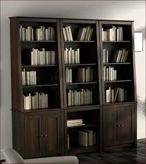bookcase with bottom doors bookcase with doors espresso home design ideas