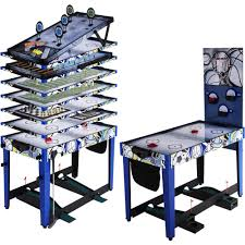20 in 1 game table md sports 48 13 in 1 multi game combo table 39 walmart