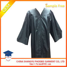 cap and gown price price black matte graduation gown disposable and cap buy