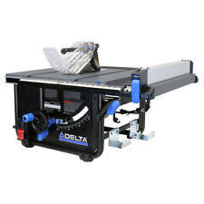 Delta Shopmaster Table Saw Delta Table Saw Ebay