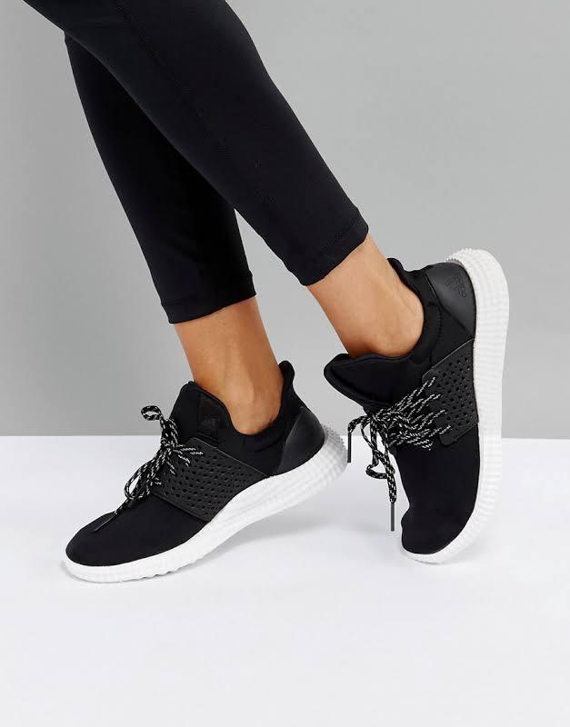 Adidas Athletic Trainer Shoes CG2711 Black/White 10.0 US