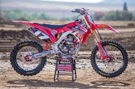 works motocross bikes cylinder works big bore 2014 honda crf270r project bike cycle news