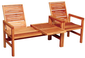 Wood Patio Chairs Furniture Outstanding Wood Patio Furniture For Your Home Design