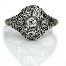 the blog at vintagediamondrings com antique engagement rings