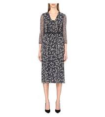 burberry sebina silk chiffon dress burberry cloth dresses