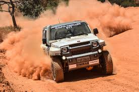 ford 4x4 we all want here proves itself in brazilian rally series