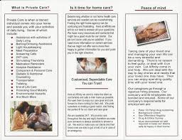 personal care home business plan errand service business plan senior brochure images of flyer