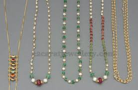 bead jewelry necklace designs images Hiya 39 s simple beads sets jewellery designs jpg
