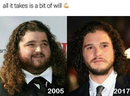 John Snow Meme - what a transformation memebase funny memes