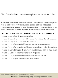 software engineer resume cover letter cover letter embedded software engineer mediafoxstudio com