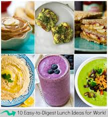 10 easy to digest lunches to bring to work healthy happy tummy