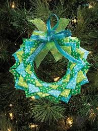 quilted no sew ornaments easy craft projects sew pattern