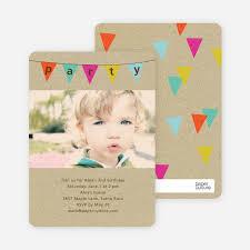 kids birthday invitations paper culture