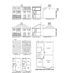 1930 House Design Ideas by End Of Terrace U0026 Semi Detached South London Lofts