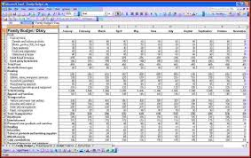 excel accounting system free download small business budget