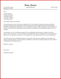 admin cover letter exles and systems administrator cover letter leading professional