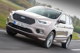 new ford kuga vignale 2016 review auto express