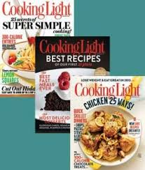 cooking light subscription status cooking light magazine 1 year subscription for 10 stretching a