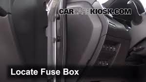 interior fuse box location 2014 2016 nissan rogue 2014 nissan