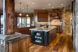 painted black cabinets in kitchen pictures rustic kitchen with painted black island cabinets