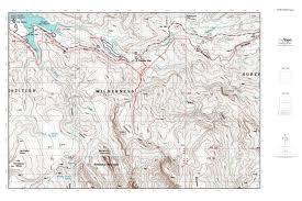 Isu Map Geronimo Head U2013 The Mountains Are Calling
