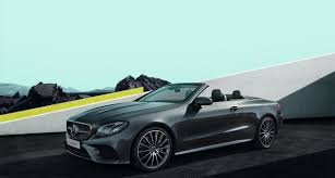 convertible mercedes mercedes benz e class cabriolet open for intense pleasure