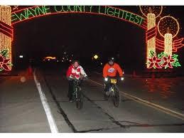 wayne county rings in holiday season with 8k fun run walk and bike