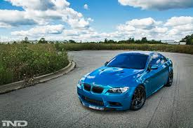 e92 bmw m3 atlantis blue by ind
