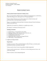 cover letter for dental assistant with no experience 28 images
