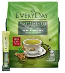 Teh Matcha matcha latte everyday coffee