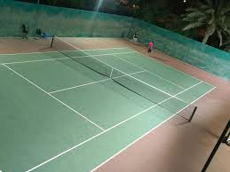 tennis courts with lights near me tennis court lighting solutions sports facility led technology