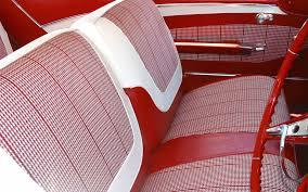 Car Interior Refurbishment Malaysia Red Houndstooth Interior Car Interiors Pinterest Car