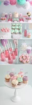 baby shower colors great shower idea baby or bridal in the right color scheme