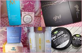 new beauty haul lush ghd nuxe aromatherapy associates and more