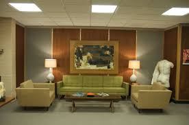 Mens Interior Design All The Best Interiors From Mad Men Sets Mydomaine