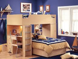 bedroom ideas traditional kids study room with storage bed