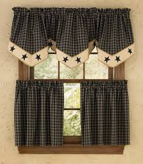 Country Style Kitchen Curtains And Valances Country Style Kitchen Curtains Style Way To Extend Country Style