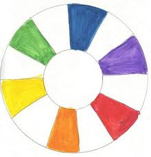 creating a color wheel samantha bell