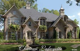 chateau house plans chateau lafayette country house plan house plans by