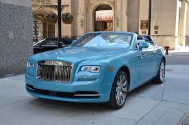rolls royce dawn blue 2016 rolls royce dawn stock 02010 for sale near chicago il il
