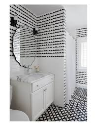 gorgeous black and white bathrooms inspiration dering hall