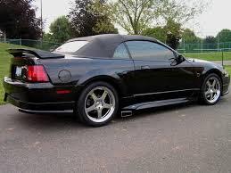 Black Roush Mustang 1999 2004 Mustang Roush 4 Post Wing Sm01 1k530 Aa 239 99