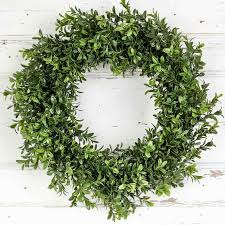 artificial boxwood wreath artificial boxwood wreath wreaths floral supplies craft supplies