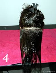 how to cut hair with a weight line how to cut a long bob